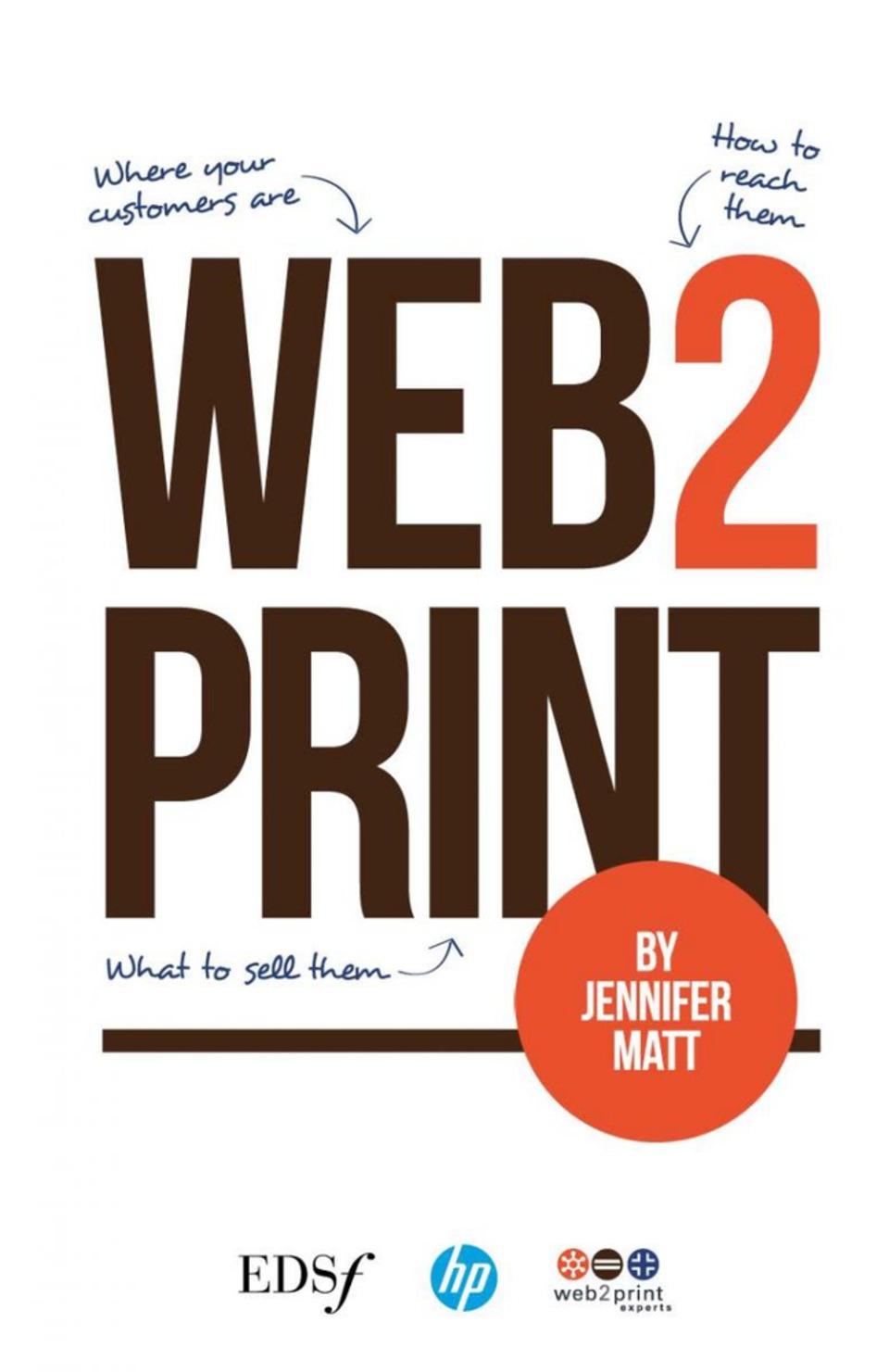 Web2Print by Jennifer Matt
